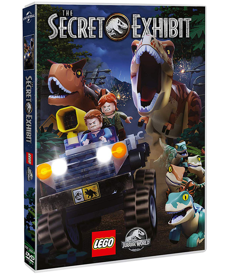 LEGO Jurassic World Secret Exhibit Available To Pre-order