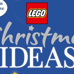 LEGO Christmas Ideas Book Preview