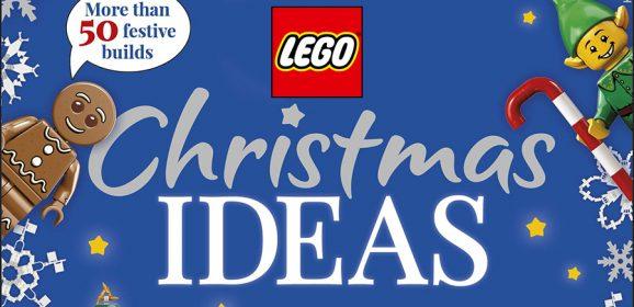 LEGO Christmas Ideas Book Review