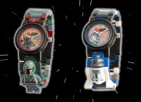 New LEGO Star Wars Buildable Watches Out Now
