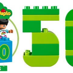 Celebrate 50 Years of DUPLO With Free DUPLO Set