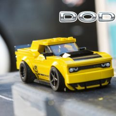 Dodge Launches LEGO Speed Champions Ad Campaign