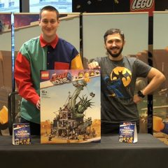 LEGO London Store Signing Event Today