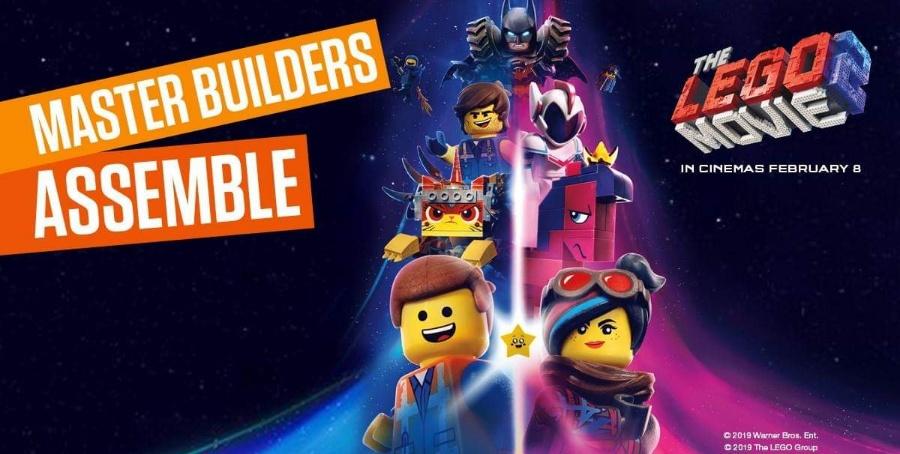 Win Lego Movie 2 Premiere Tickets With Budget Bricksfanz