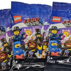 What's New With LEGO Minifigures