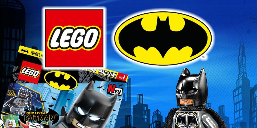 Lego Batman Magazine Coming Next Month Bricksfanz