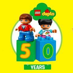 Celebrating 50 Years of LEGO DUPLO