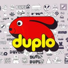 LEGO DUPLO At 50 – Evolution Of A Logo