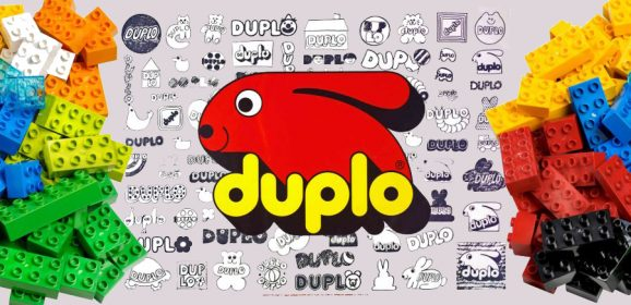 LEGO DUPLO At 50 – Evolution Of A Logo