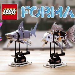 LEGO FORMA Add-on Skins Review