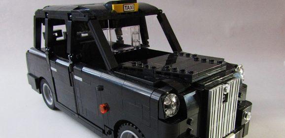 Big Ideas: London Black Cab