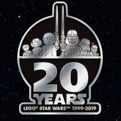 LEGO Star Wars 20th Anniversary Sets Unveiled