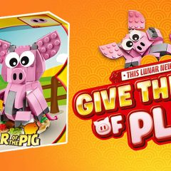 Free Year Of The Pig Promotion Now Available