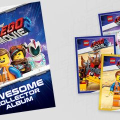 Collect The LEGO Movie 2 Trading Cards Now