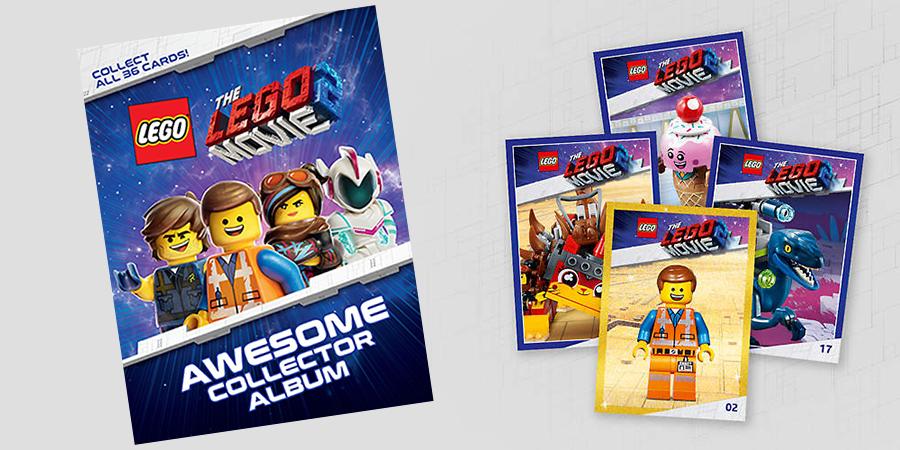 Collect The Lego Movie 2 Trading Cards Now Bricksfanz