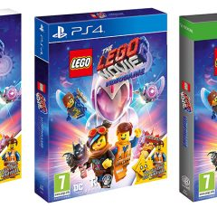 The LEGO Movie 2 Videogame Minifigure Edition UK Details