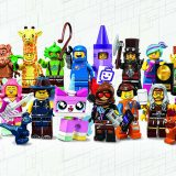 The LEGO Movie 2 Minifigures Coming February 1st