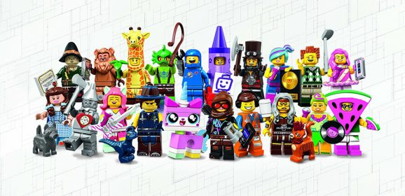The LEGO Movie 2 Minifigures Now Available At Argos