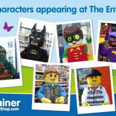 LEGO Character Events 2019 At The Entertainer