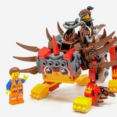 Ultrakatty & Warrior Lucy! LEGO Movie 2 Set Review
