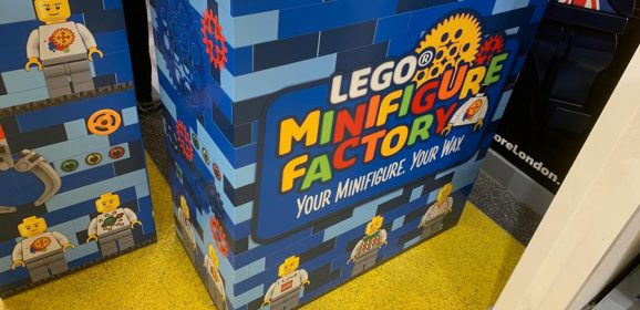 A Closer Look At The LEGO Minifigure Factory