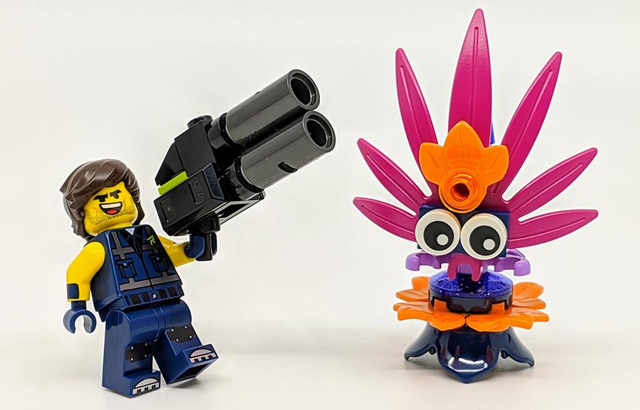 LEGO 30460 Rex Plantimal Ambush Polybag