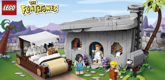 Introducing The LEGO Ideas Flintstone Set