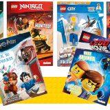 Bargain Price LEGO Books At Tesco
