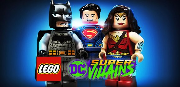 LEGO DC Super-Villains DC Movies Character Pack Out Now