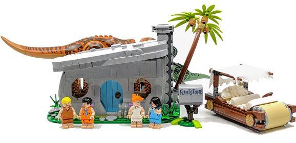 21316: The Flintstones LEGO Ideas Set Review
