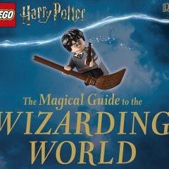 New LEGO Harry Potter Book Revealed