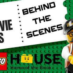 Behind The Scenes Of LEGO Movie Days At LEGO House