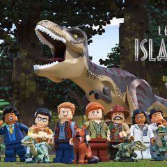 All-new LEGO Jurassic World Sets & TV Show Revealed