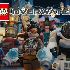 LEGO Overwatch How Heroes Play