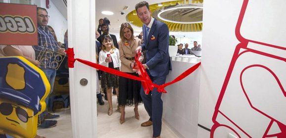 The LEGO Group Open New Headquarters in Dubai
