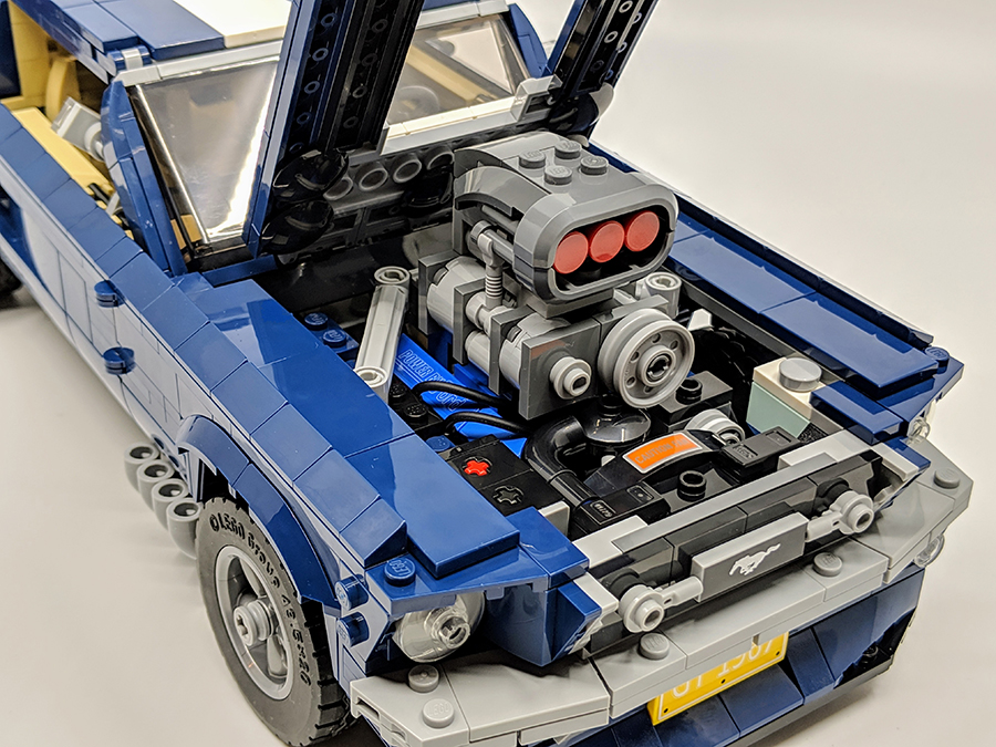 10265 Lego Creator Expert Ford Mustang Set Review Bricksfanz