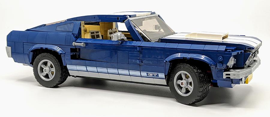 10265: LEGO Creator Expert Ford Mustang Set Review   BricksFanz