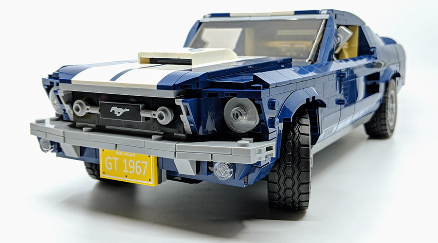 10265: LEGO Creator Expert Ford Mustang Set Review | BricksFanz