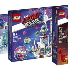 All New The LEGO Movie 2 Sets Unveiled
