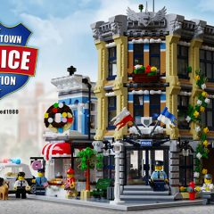 Big Ideas: Brick Town Police Station
