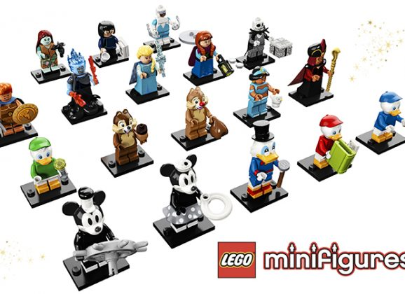 Magical New Series Of LEGO Disney Minifigures Revealed