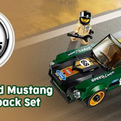 Free LEGO Ford Mustang Offer Now Available