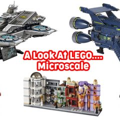 A Look At LEGO…. Microscale