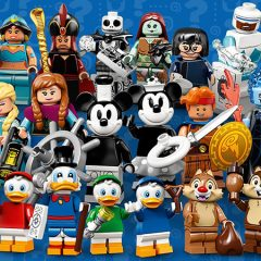 Pre-Order LEGO Disney Minifigures Series 2 And Save