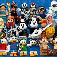 LEGO Disney Minifigures Series 2 Out Now