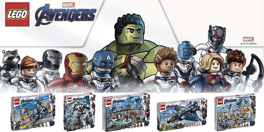 LEGO Marvel Super Heroes 2019 images
