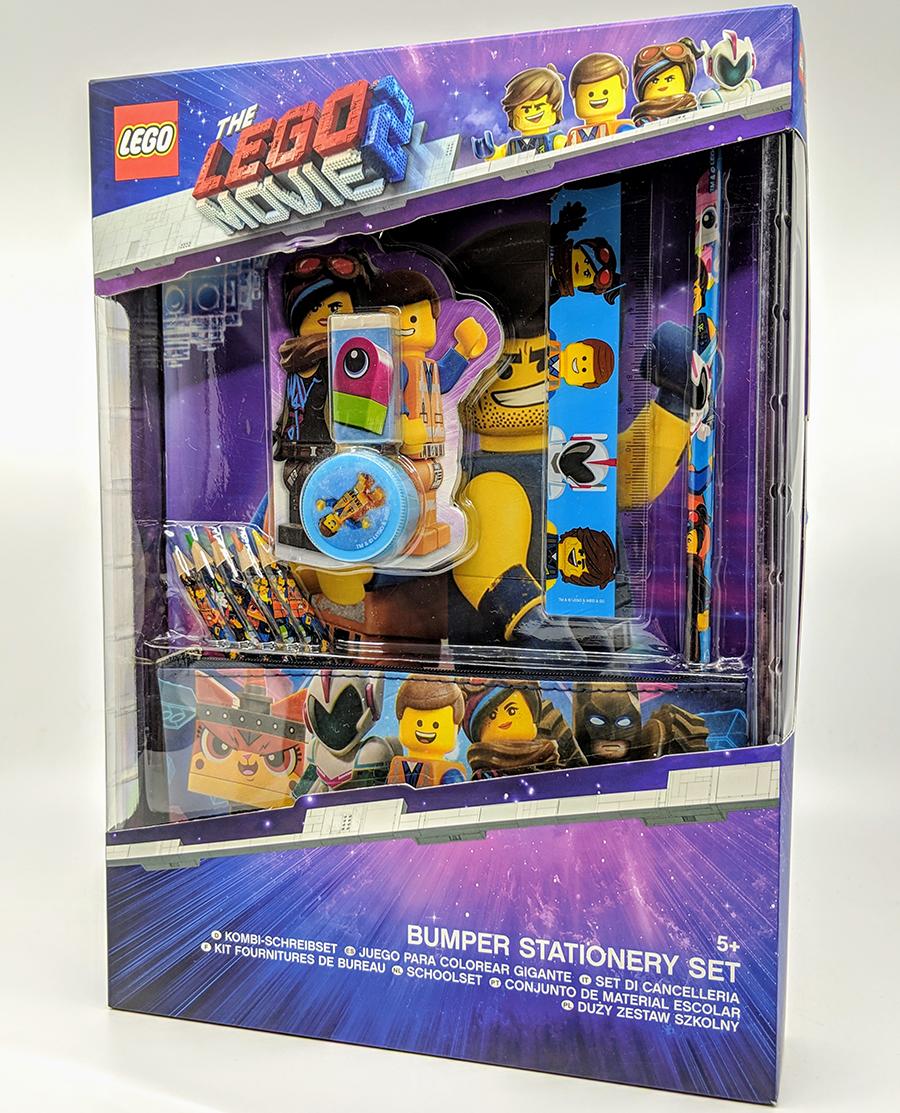 LEGO SPACE RAPTOR SQUADRON KIDS BACKPACK