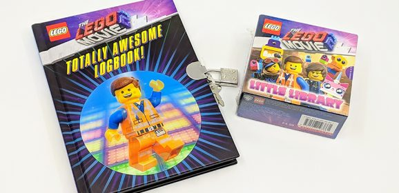 The LEGO Movie 2 Scholastic Books Review