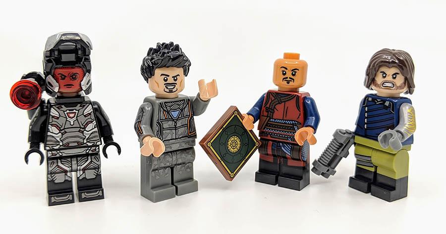 Super ReviewBricksfanz Marvel Lego Heroes Collection Minifigure LpUzqSGVM