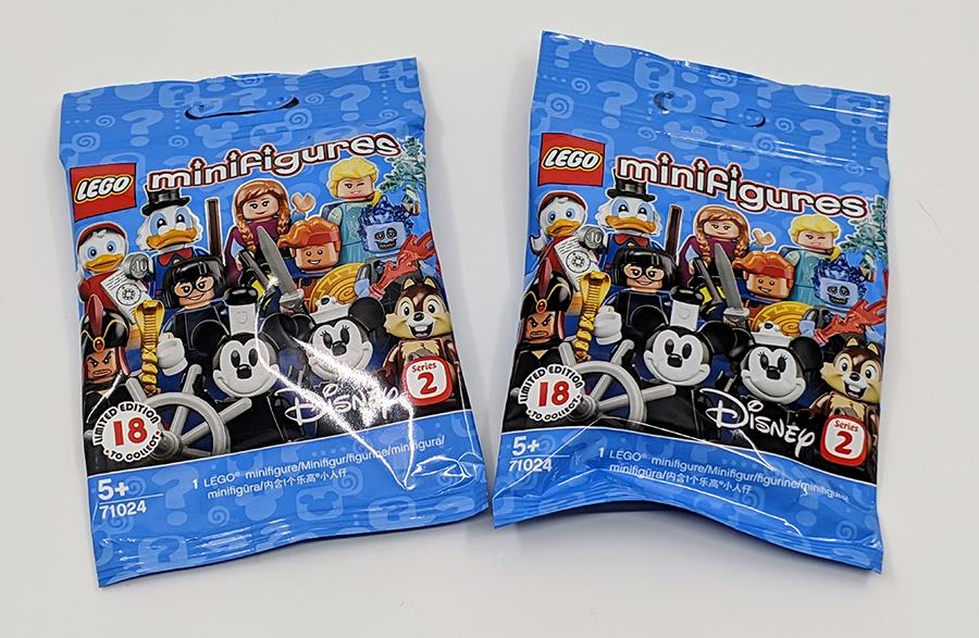 71024: LEGO Minifigures Disney Series 2 Review | BricksFanz